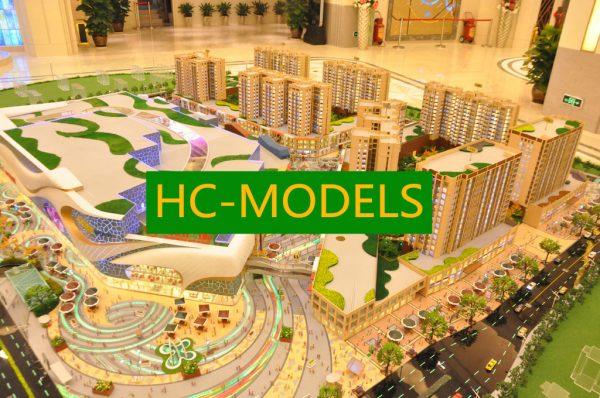 shopping mall models